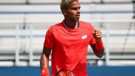 Indian tennis player Sumit Nagal enters round 2 of the US Open