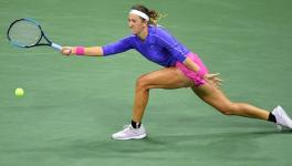 Victoria Azarenka at the US Open