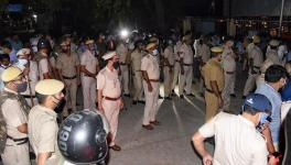 Hathras Rape: Police Conduct Victim's Last Rites in the Dead of Night