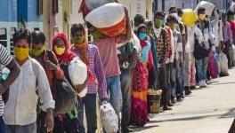 Centre Keeps Mum on COVID-19 Impact on Migrant Labourers