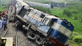 Railway Tracks, Says NCRB Data