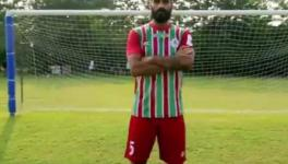 Sandesh Jhingan joins ATK Mohun Bagan