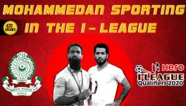 Mohammedan Sporting Club enters I-League