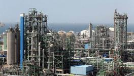 Petrochemical complexes in Asaluyeh, Iran (File photo)