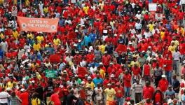South African workers' unions to go on strike