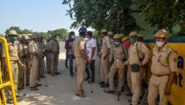 Hathras up police