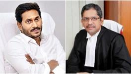 'Probe CM Jagan Reddy's Serious Allegations Against Justice NV Ramana'