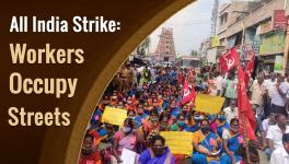 All India Strike Workers