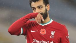Mohamed Salah of Egypt and Liverpool football club
