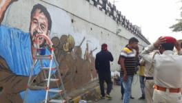 Assam Police Detain Artists for Akhil Gogoi Graffiti; Next Day Streets Flood with Similar Art