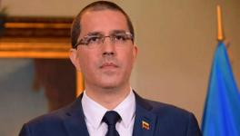 Jorge Arreaza. Photo: Ultimas Noticias