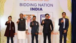 India launch bid for 2027 AFC Asian Cup