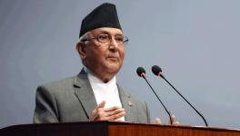 Nepal's Ruling Party Seems Headed for Split; Oli Forms New Committee