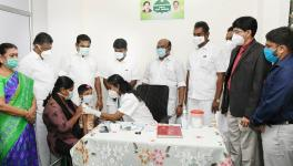 Chief Minister Edappadi K Palaniswami launched a project to set up 2,000 mini clinics across the state