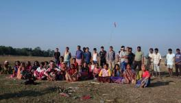 Assam Tribles land.