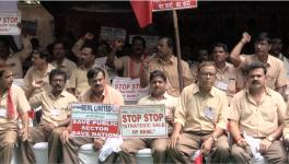 BEML Employees' Unions Begin Indefinite Stir Against Privatisation