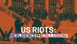 Riot in Washington DC
