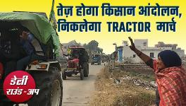 Tractor March on 7th of Jan