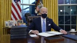 Biden Signs Executive Order Rejoining Paris Climate Agreement, to Come Into Effect February 19