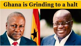 ghana is in crisis