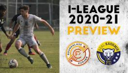 I-League 2021 Countdown: Real Kashmir FC and RoundGlass Punjab FC