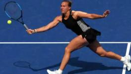 Kaia Kanepi at Australian Open