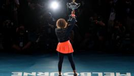 naomi osaka, the australian open champion