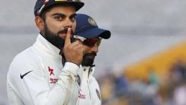 Virat Kohli on farmers' protest
