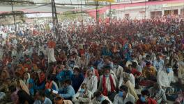 Bihar's Kisan-Mazdoor Mahapanchayat Unites Farmers and Workers against Three Farm Laws