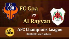 FC Goa vs Al Rayyan highlights and analysis