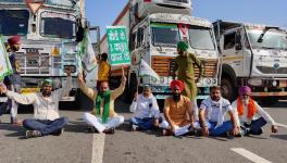 Farm Laws: Intensifying Their Protest, Farmers Block Delhi-Meerut Expressway For a Day