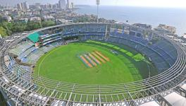 Covid-19 cases rise in wankhede Stadium ahead of IPL