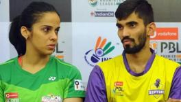 Saina Nehwal and Kidambi Srikanth