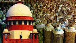 COVID-19: SC Stays Delhi HC Order on Contempt Proceedings against Centre over Oxygen Supply