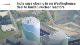 Prabir Purkayastha on the US-India agreement on building 6 nuclear reactors in India