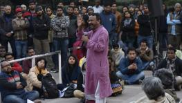 Bezwada Wilson at JNU