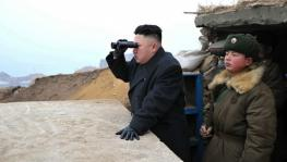 Will Kim Back off or the Korean Standoff Lead to War?