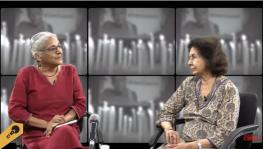 Debate is Being Crushed and Dissent Outlawed in Today's India: Nayantara Sahgal