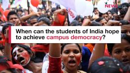 When Can the Students of India Hope to Achieve Campus Democracy?