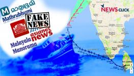 Manorama, Mathrubhumi, Asianet publish fake news on Cyclone Ockhi