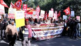 Jail Bharo: Trade Unions Continue Their Fight Against Anti-Worker Policies