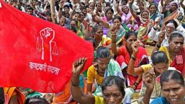 Maharashtra Protest Against Forceful Land Acquisition