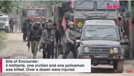 Kashmir Anantnag Encounter