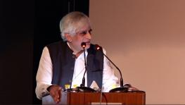 P Sainath on Media