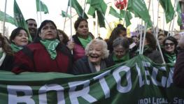 Feminist Victory in Argentina