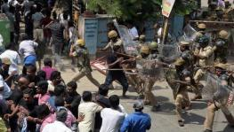Sterlite protests