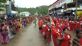 Anganwadi Workers Across the Country Observe Demands' Day