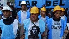 Argentina Workers Lay-off
