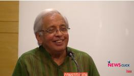 Ashok Vajpeyi on RSS-BJP