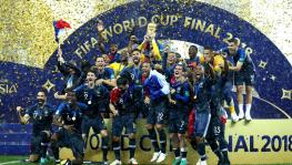 France football team FIFA World Cup